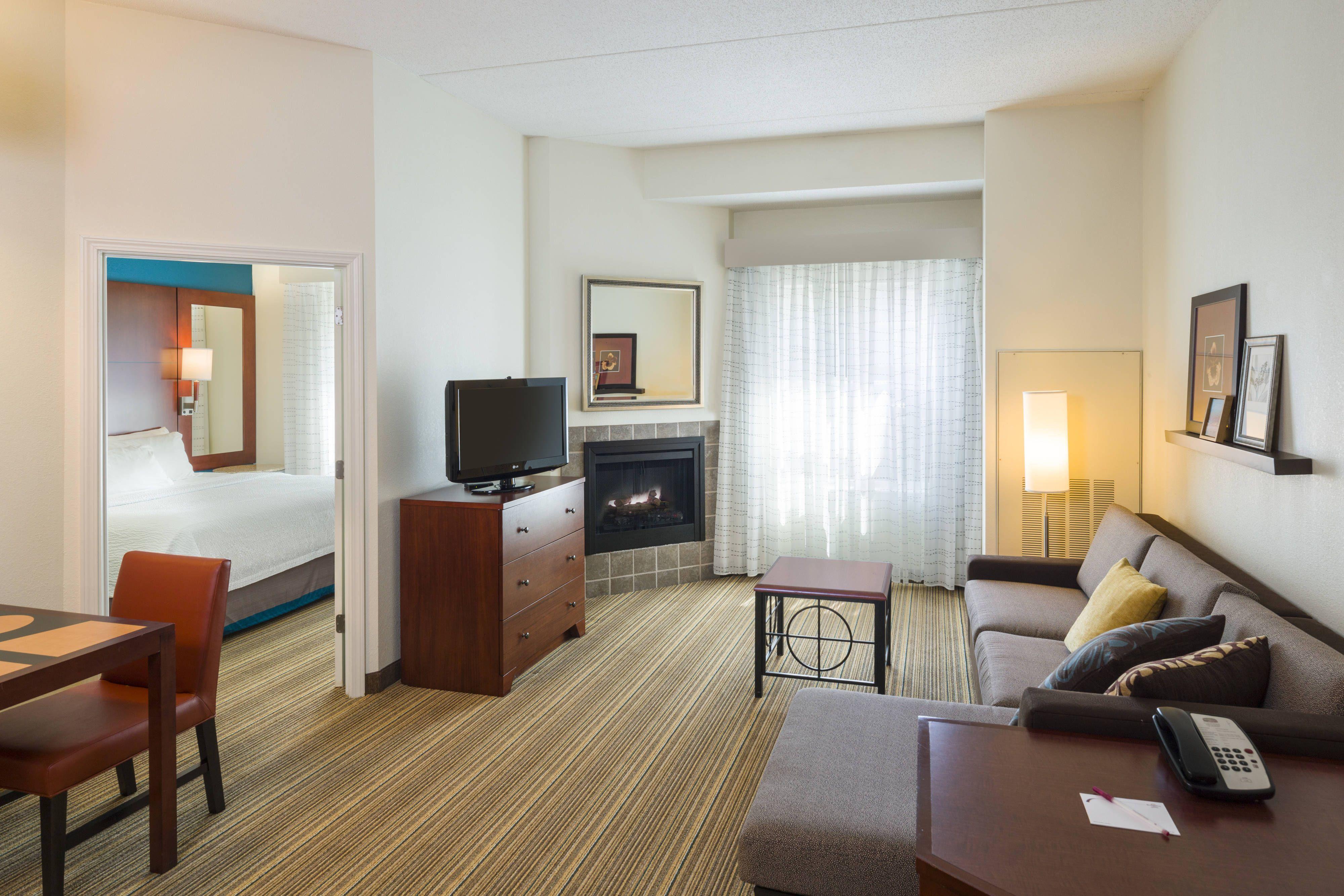 Residence Inn Philadelphia Langhorne One Bedroom King Suite
