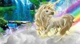 Wall paper unicorn fantasy rainbows 35  Ideas #wall