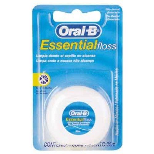 Hilo dental Oral B Essential Floss 50 m