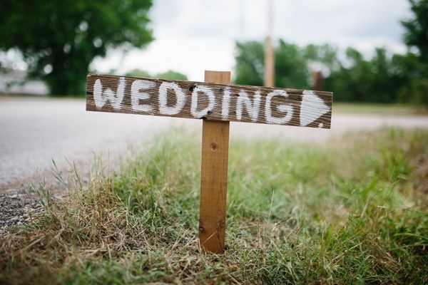wedding this way