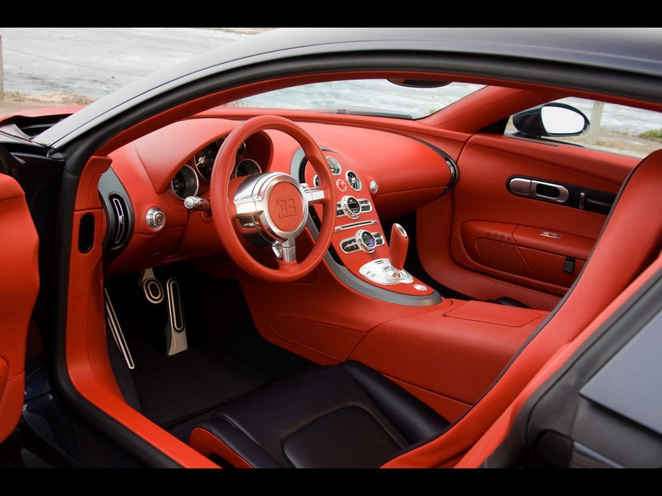 Bugatti Veyron with Hermes Leather interior, i\'ve driven the ...