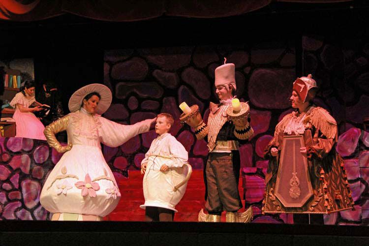 Costumes For Beauty And The Beast The Musical