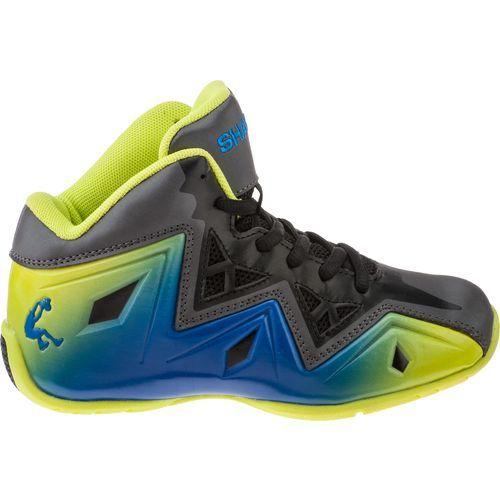 Shaq Boys' Platinum 3-Ball Basketball Shoes | shoes | Pinterest ...