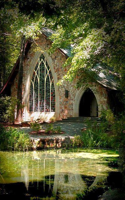 Chapel, Callaway Gardens, Georgia, U.S  #travel #traveling  #vacation #tourist #trip #tourism #onthego