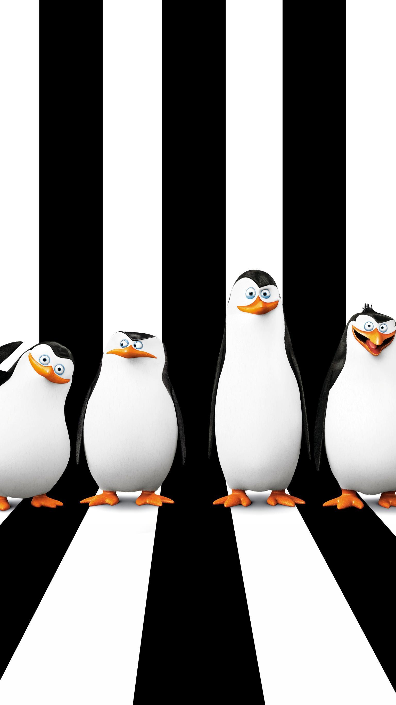 Penguins of Madagascar (2014) Phone Wallpaper | Moviemania