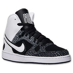 Boys' Grade School Nike Son Of Force Mid Casual Shoes