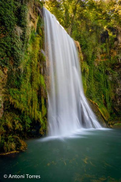 Cascada La Caprichosa Waterfall Outdoor Water