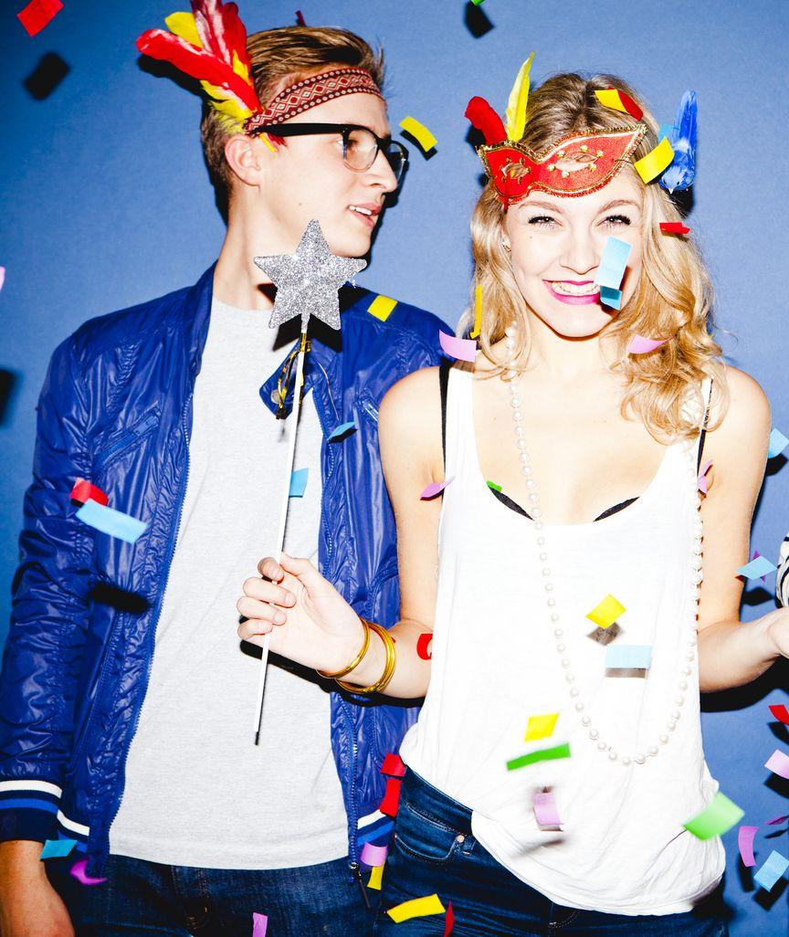 Der Kostüm-Test: So solltest du dich dieses Jahr zu Karneval verkleiden!