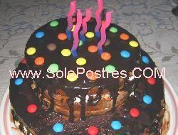 torta simple de cumpleaos infantil super fcil tortas infantiles