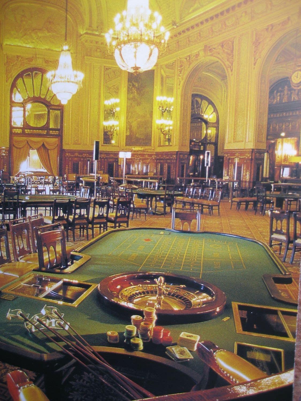 Monte Carlo Casino Games