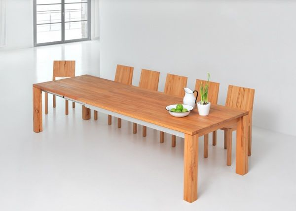 Beautiful 17 Expandable Wooden Dining Tables