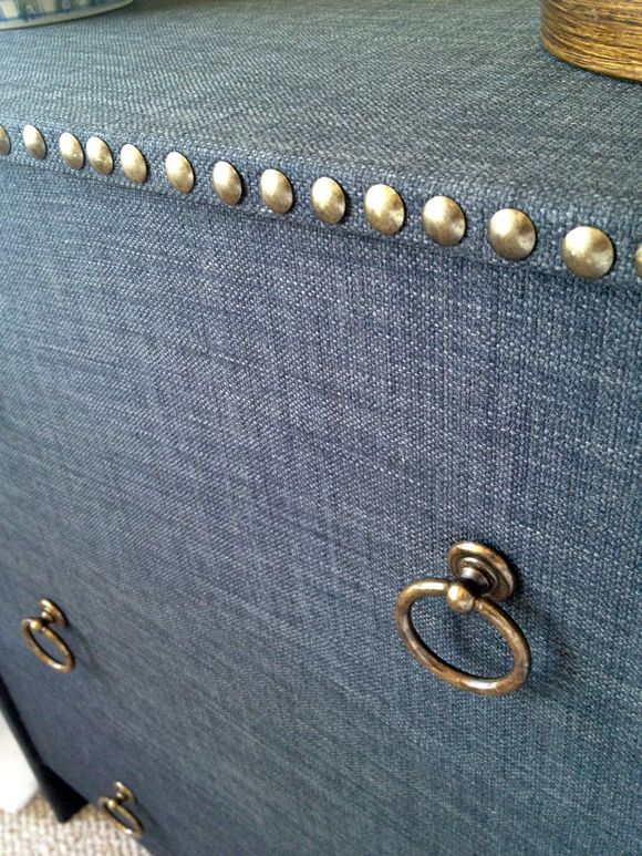 I Love This Diy Idea Upholstered Night Stand And With This Beautiful Chic Fabric Will Try It That S For Sure