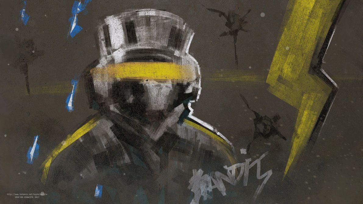 Bandit R6 Siege Wallpaper 2 31 By Keyholestyle Rainbow Six Siege Art Siege Operators Wallpaper