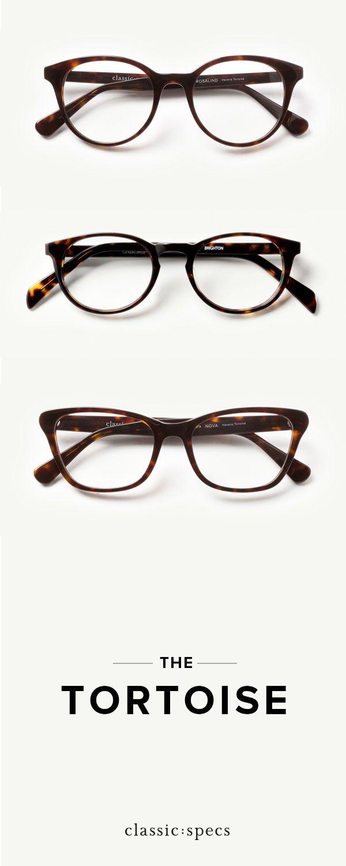 eac2c7c7bf4 Eyewear · A classic staple  the Havana Tortoise.