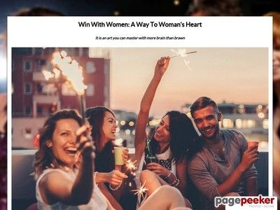 Win With Women Become The Alpha Male And Attract The Hottest Women