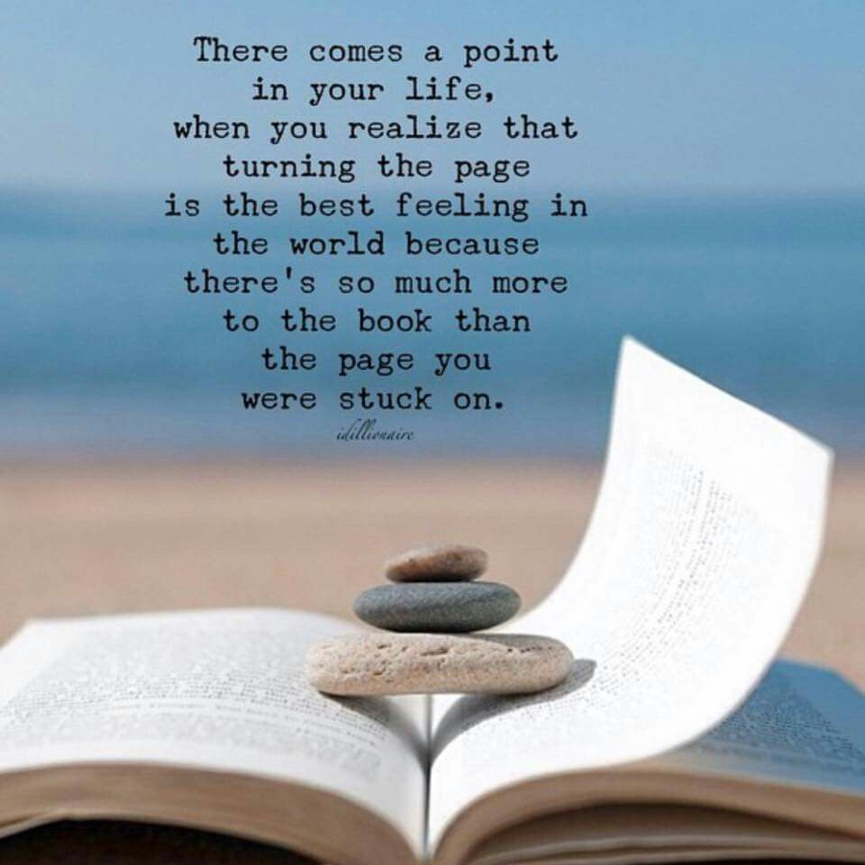 Turn The Page Quotes Turn The Page And Move On  Broken Heart Quotes  Pinterest