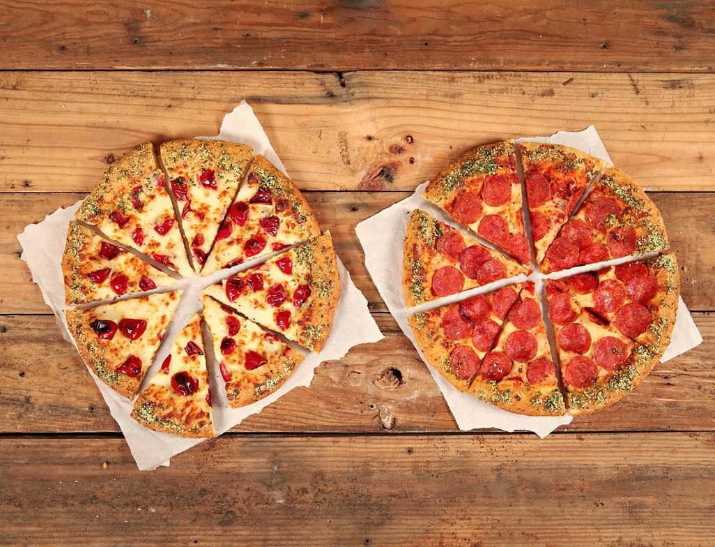 2() = 2($5) by pizzahut
