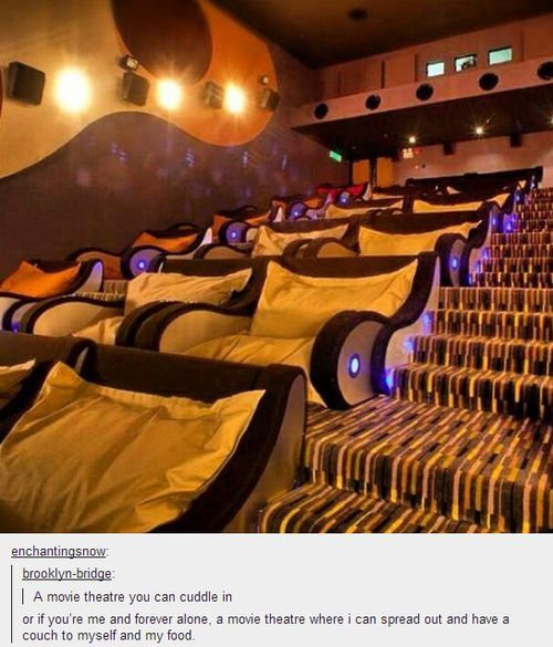 15 Awesome Basement Home Theater Cinema Room Ideas: EITHER WAY IT'S AWESOME