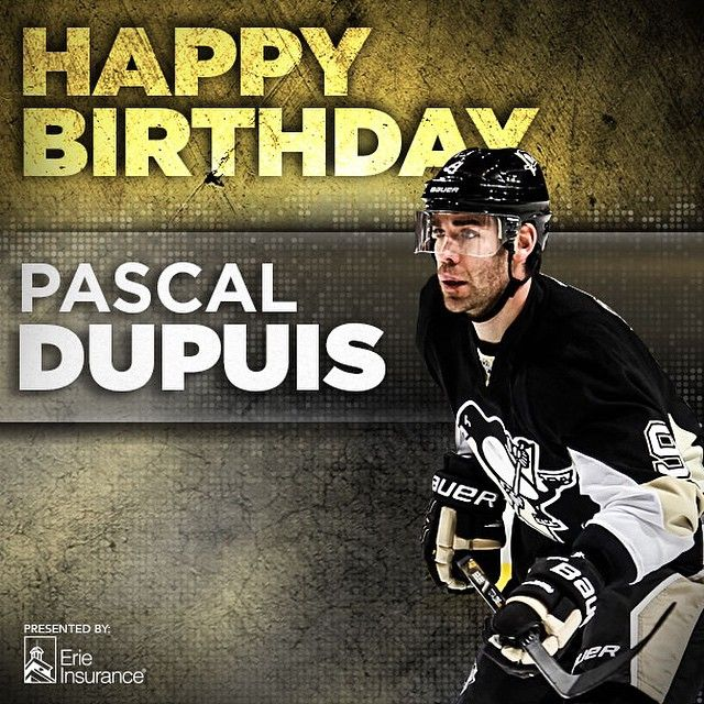 Happy birthday @Duper9! Let's celebrate with a win tonight!