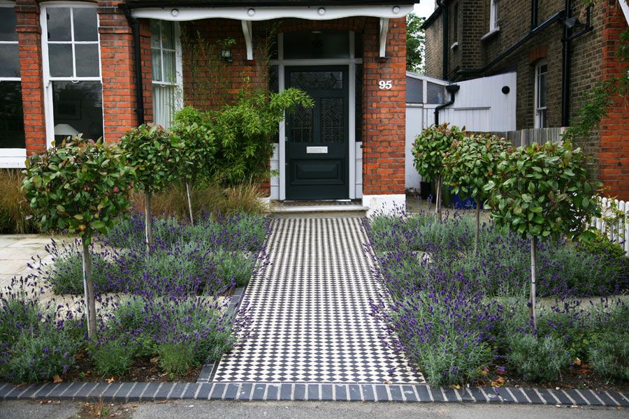 garden design in dulwich kate eyre garden design - Front Garden Ideas London