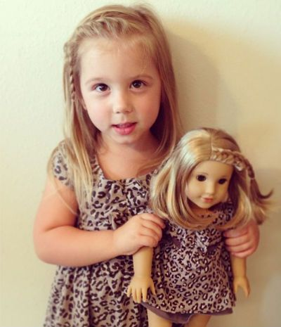Little aubree houskas a fashionista here are the teen mom 2′ tots cutest