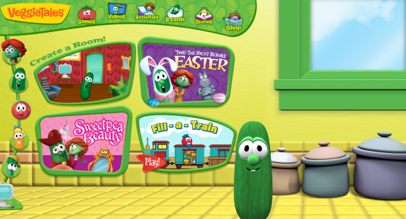 Veggietales Com Premiere And New Twas The Night Before Easter Dvd Giveaway Us And Canada Twas The Night Veggietales Crafts