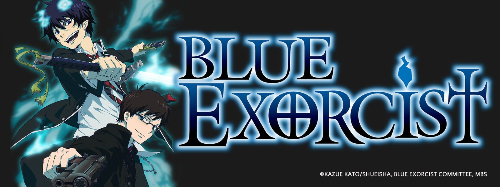 Blue exorcist blue exorcist online streaming blue