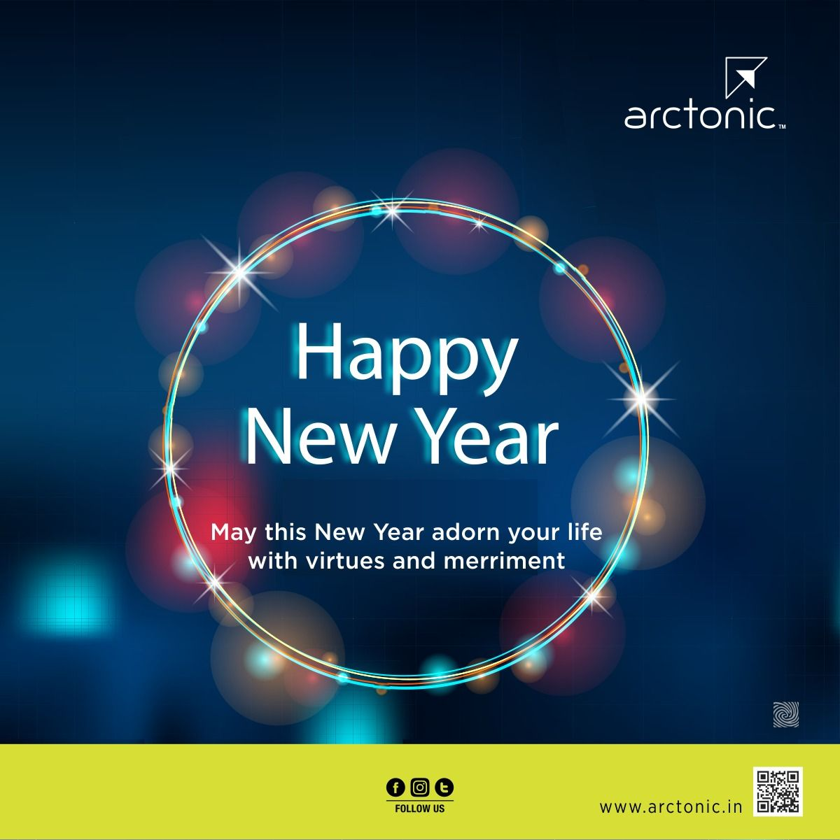 May This New Year Adorn Your Life With Virtues And Merriment Happy New Year Arctonic Laminates Luxury Desi Happy New Year Indian Festivals Gujarati News
