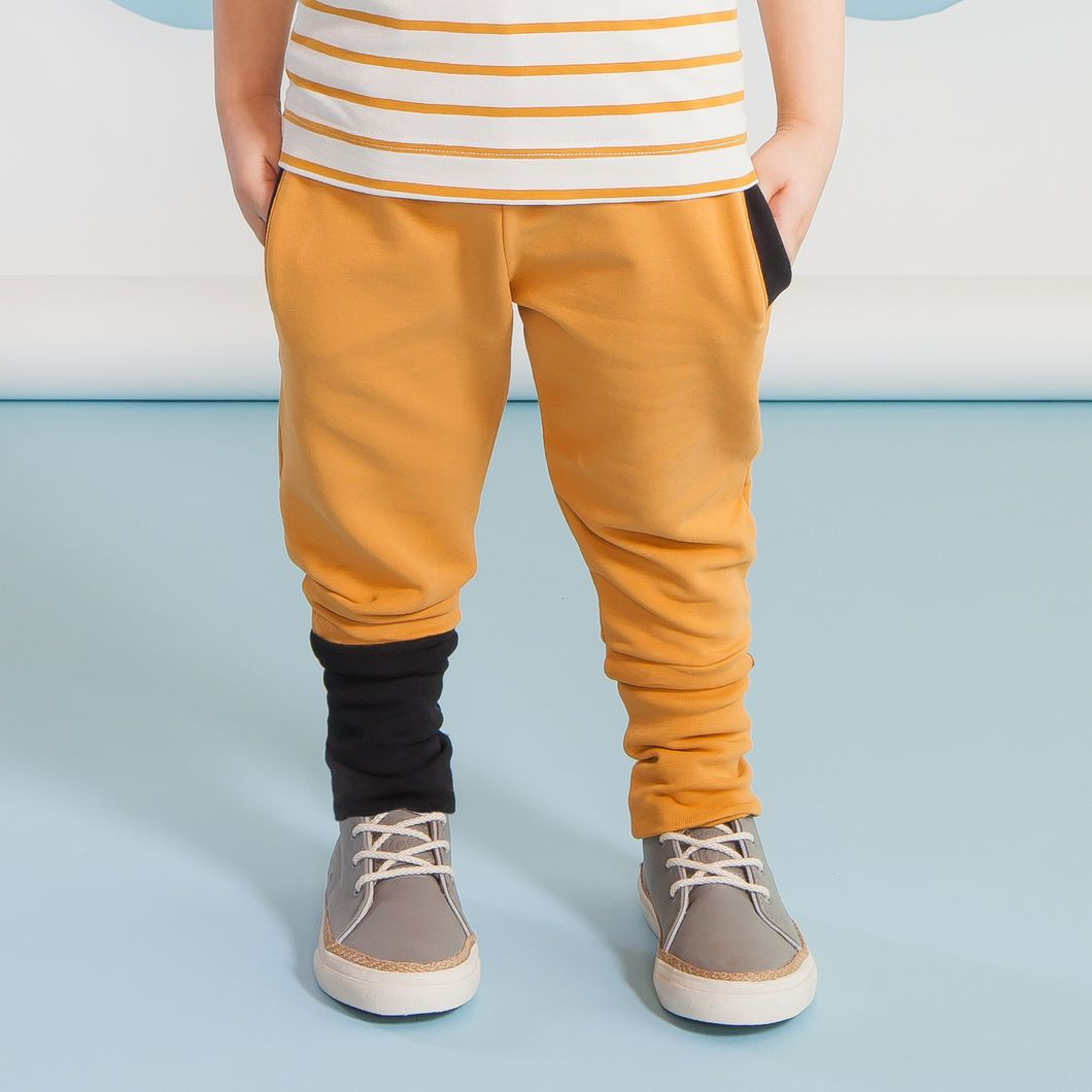 SNAP junior housut, toffee | NOSH verkkokauppa