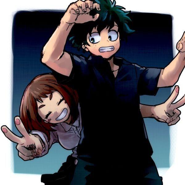 My Hero Academia - Uraraka & Midoriya