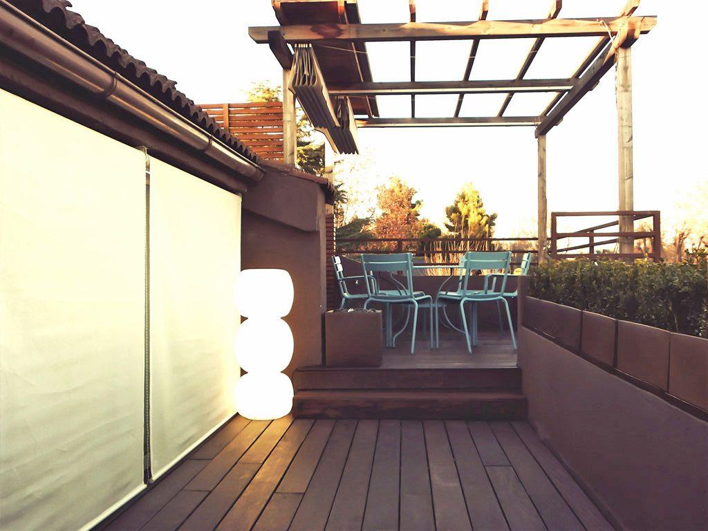 diseo de terraza pequea