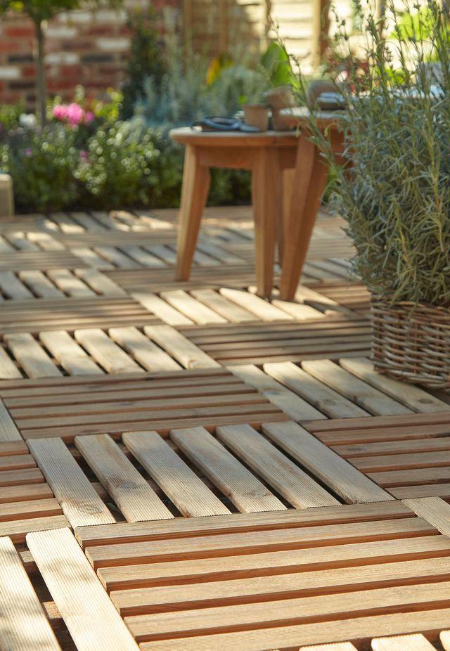 Terrasse en bois naturel ou bois composite ce qu 39 il faut - Terrasse en bois ou composite ...