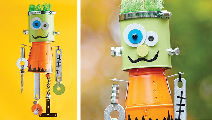 lowes frankenstein wind chime halloween Pinterest Craft - lowes halloween