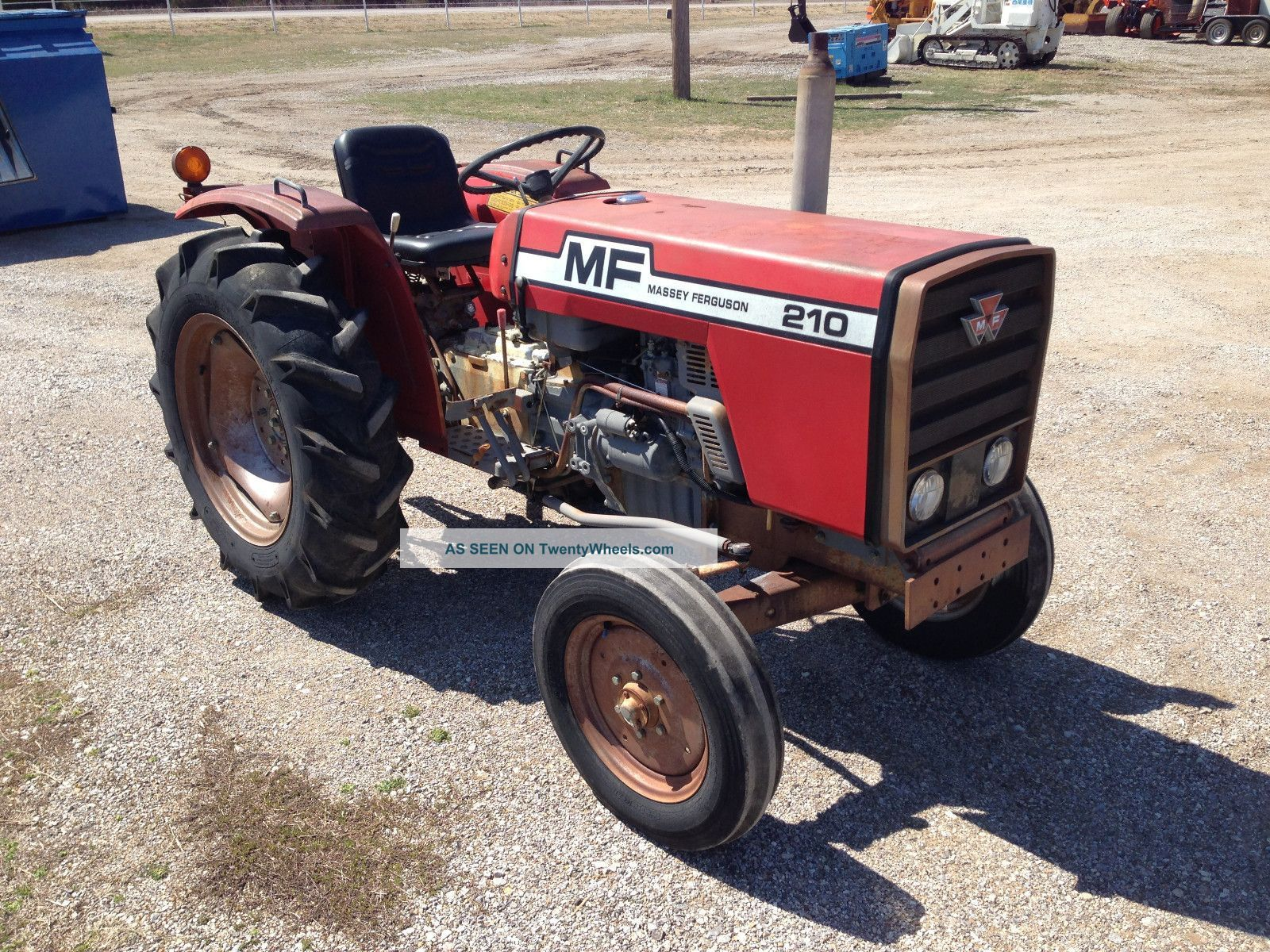 massey ferguson 210 - Google Search