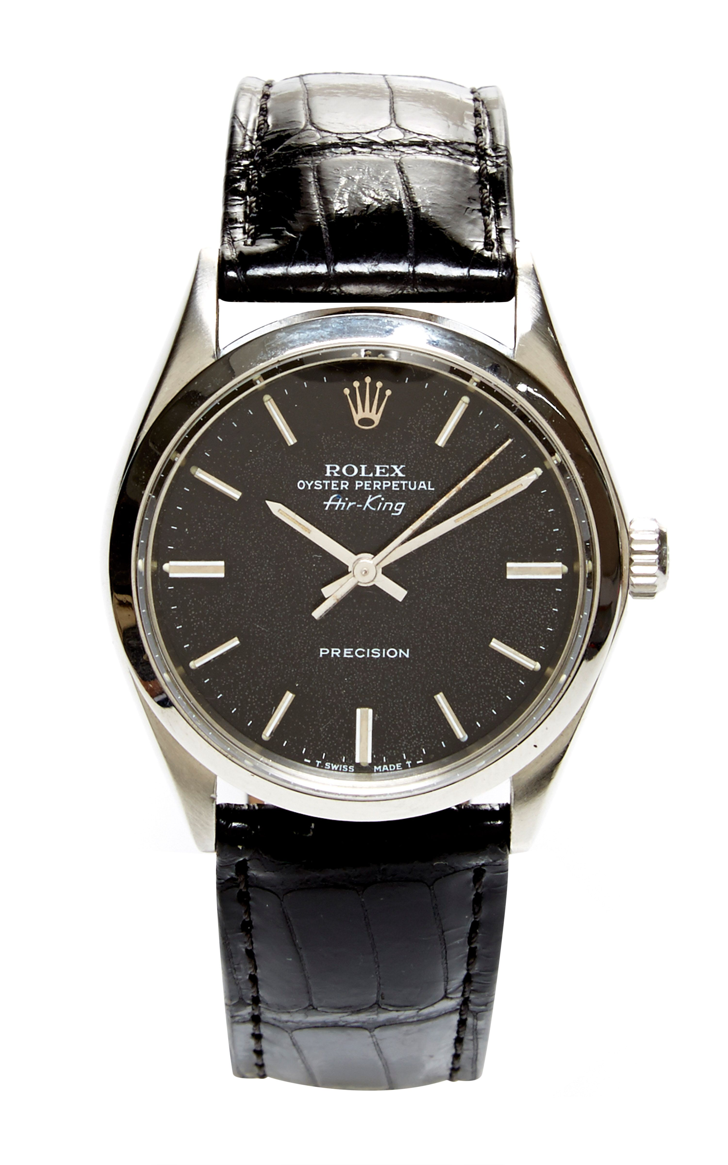 Rolex Airking 5500 by CMT Fine Watch and Jewelry Advisors