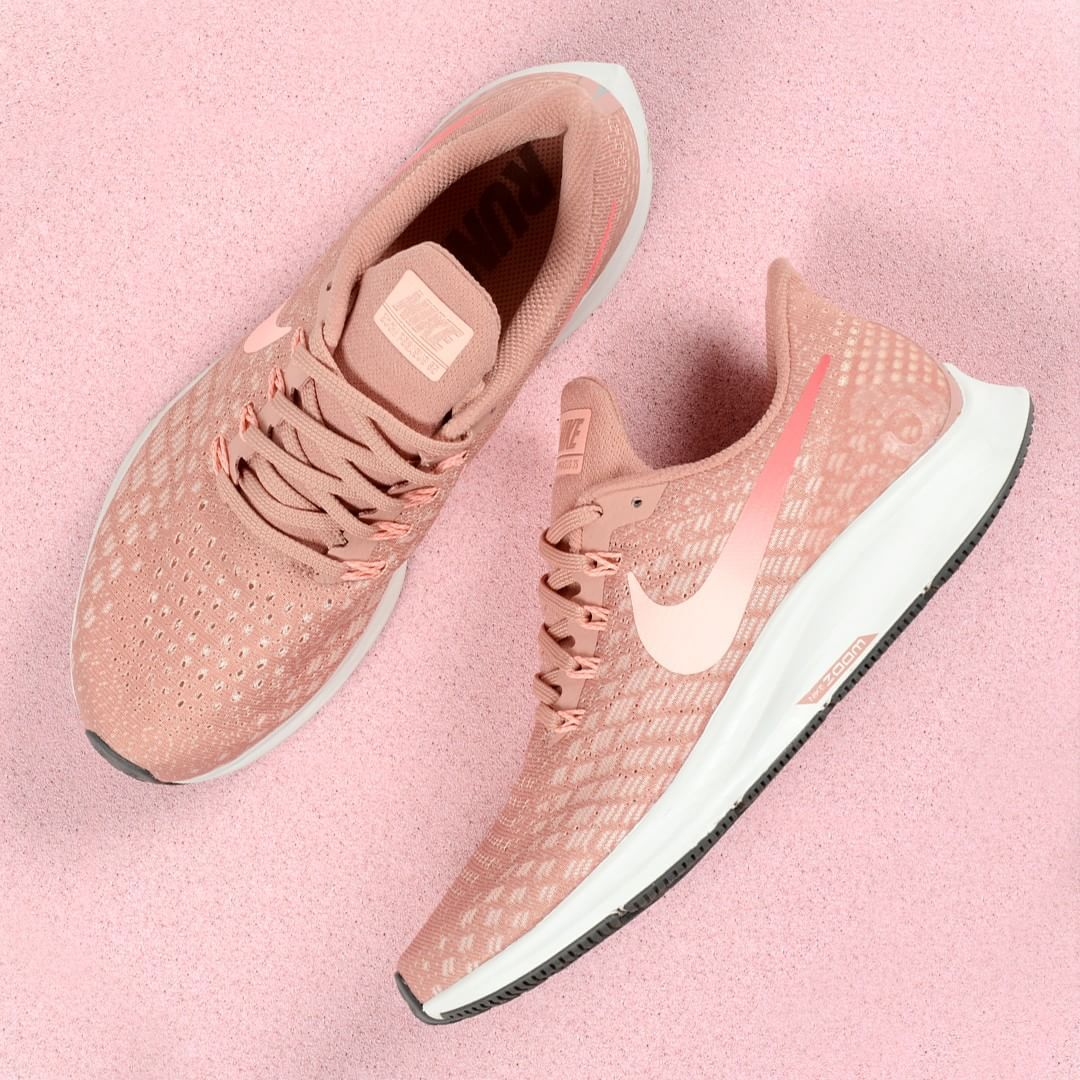 fashion style wide varieties best supplier Nike Air Zoom Pegasus 35 - Women's - Pink | Sneakers nike ...