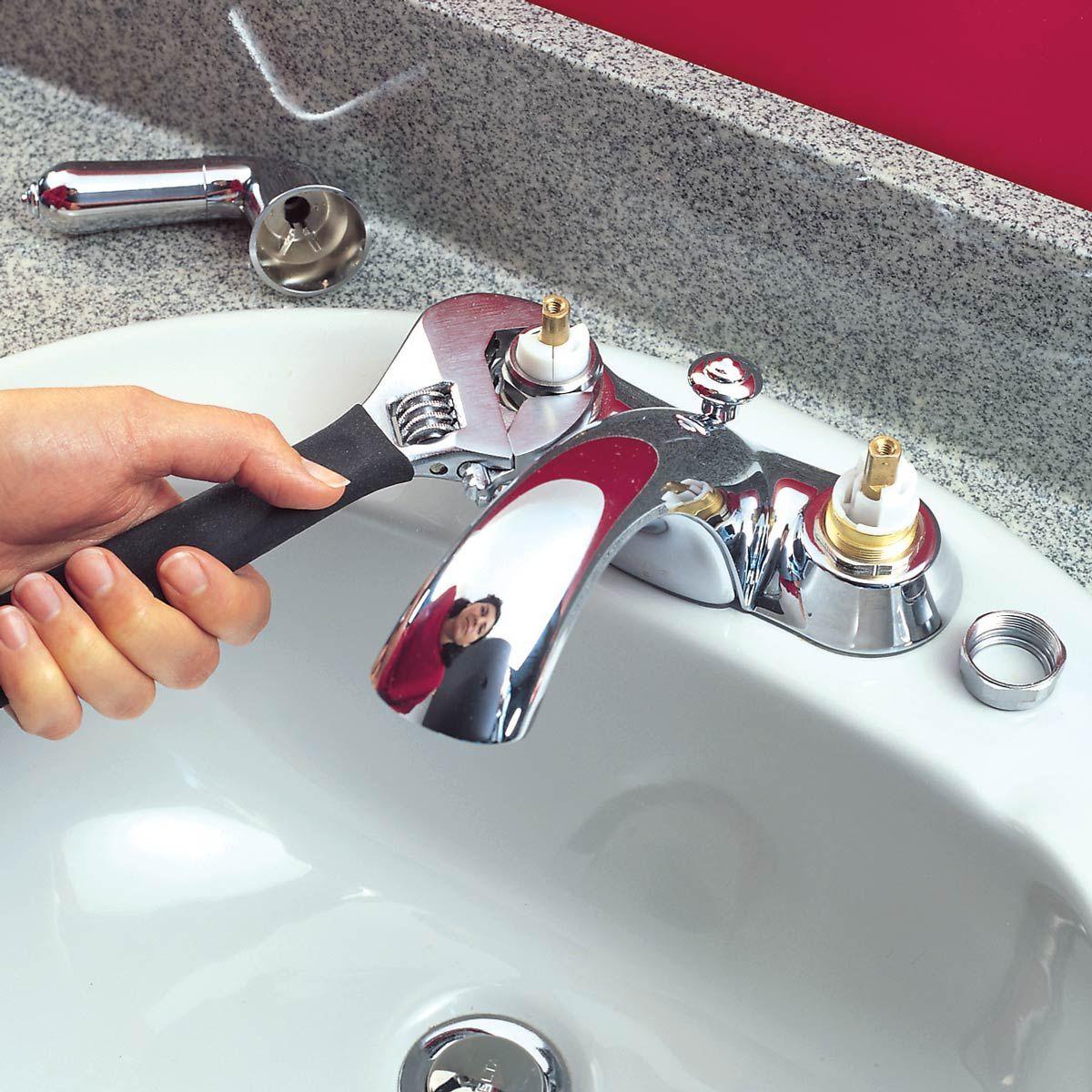 31 Secrets Your Plumber Won T Tell You In 2020 Faucet Repair Leaky Faucet Home Repair [ 1200 x 1200 Pixel ]