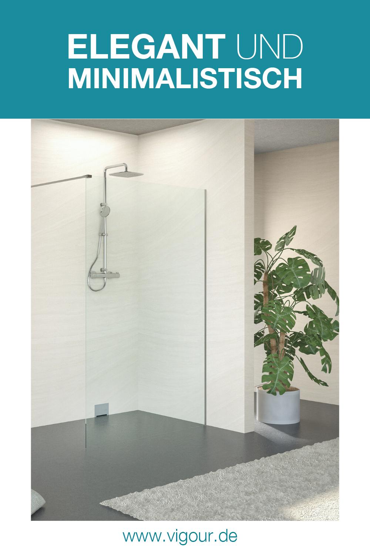Die Perfekte Duschabtrennung Fur Dein Badezimmer In 2020 Duschabtrennung Dusche Badezimmer Gestalten