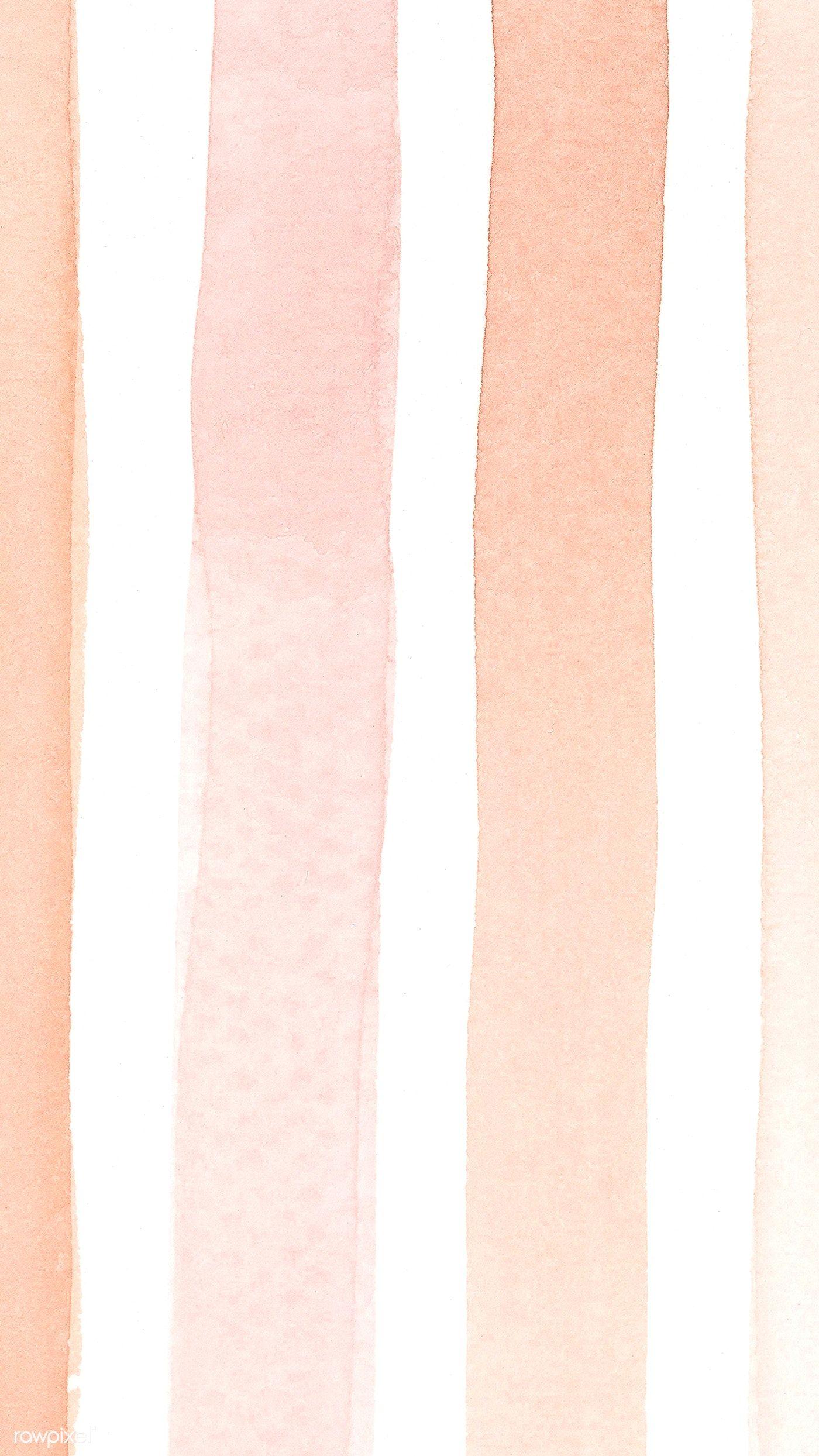 Download Premium Illustration Of Orange Watercolor Brush Stroke