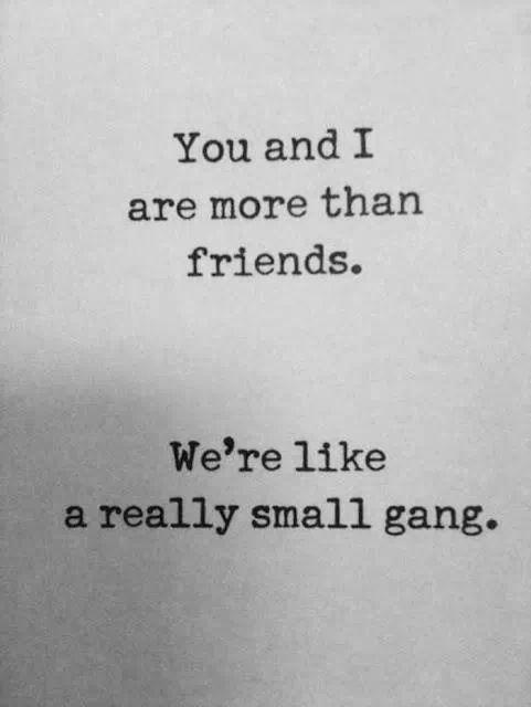 little gang [ \
