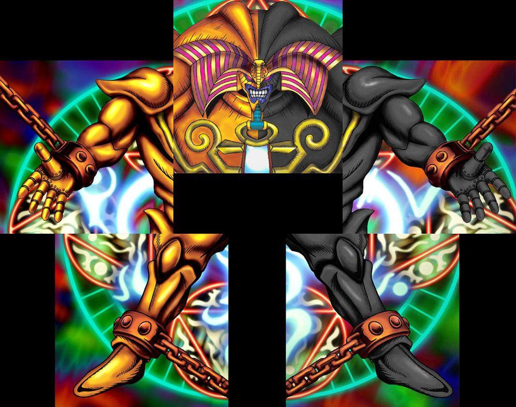 Exodia of light and dark by silverbuller dark yugioh