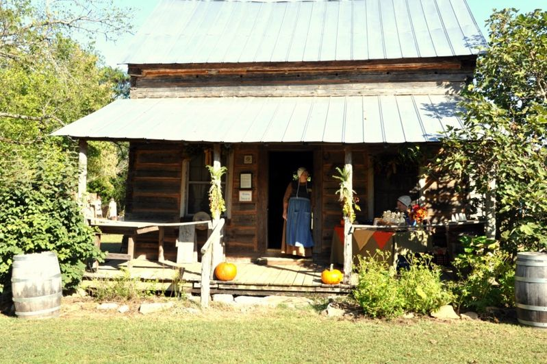 Homestead Hollow in Springville, Alabama