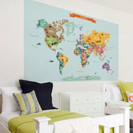 Countries of the world map kids country world map poster countries of the world map kids country world map poster educational map for kids gumiabroncs Image collections