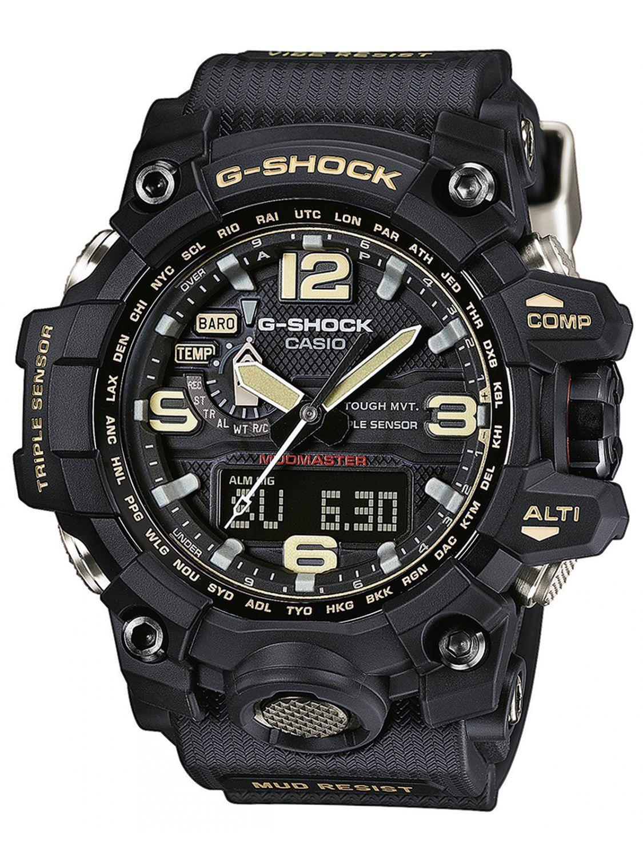 Casio GWG-1000-1AER G-Shock Mudmaster Watch  b1f70c9729