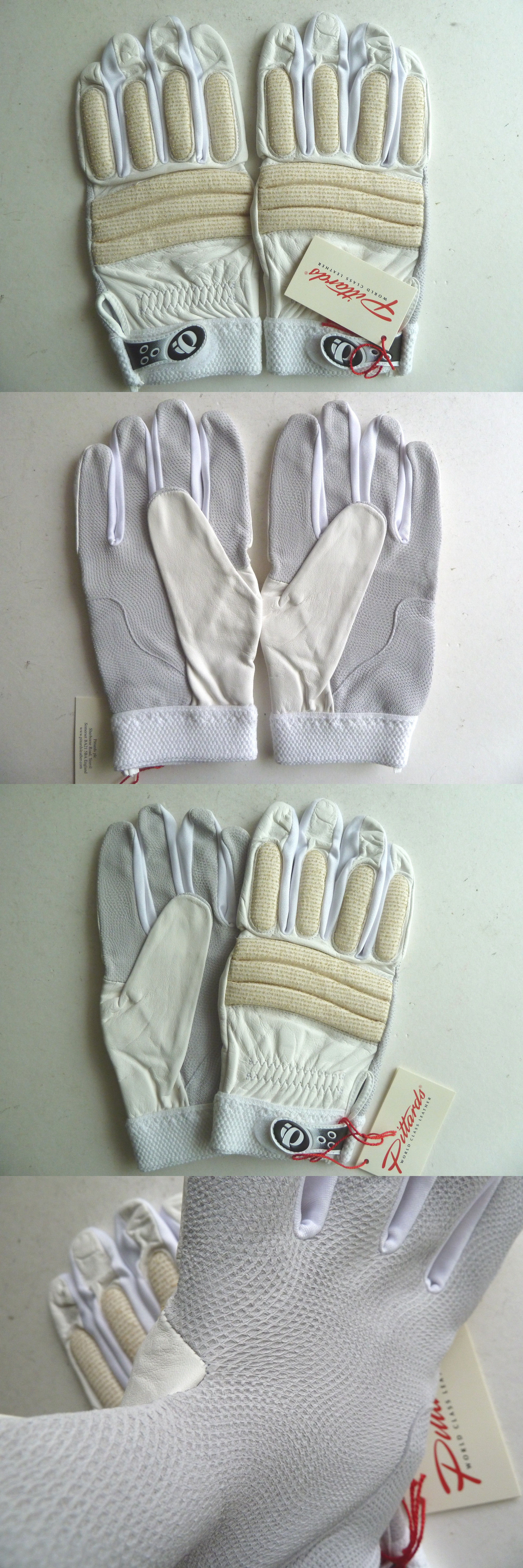 Gloves pearl izumi track racing gloves white leather