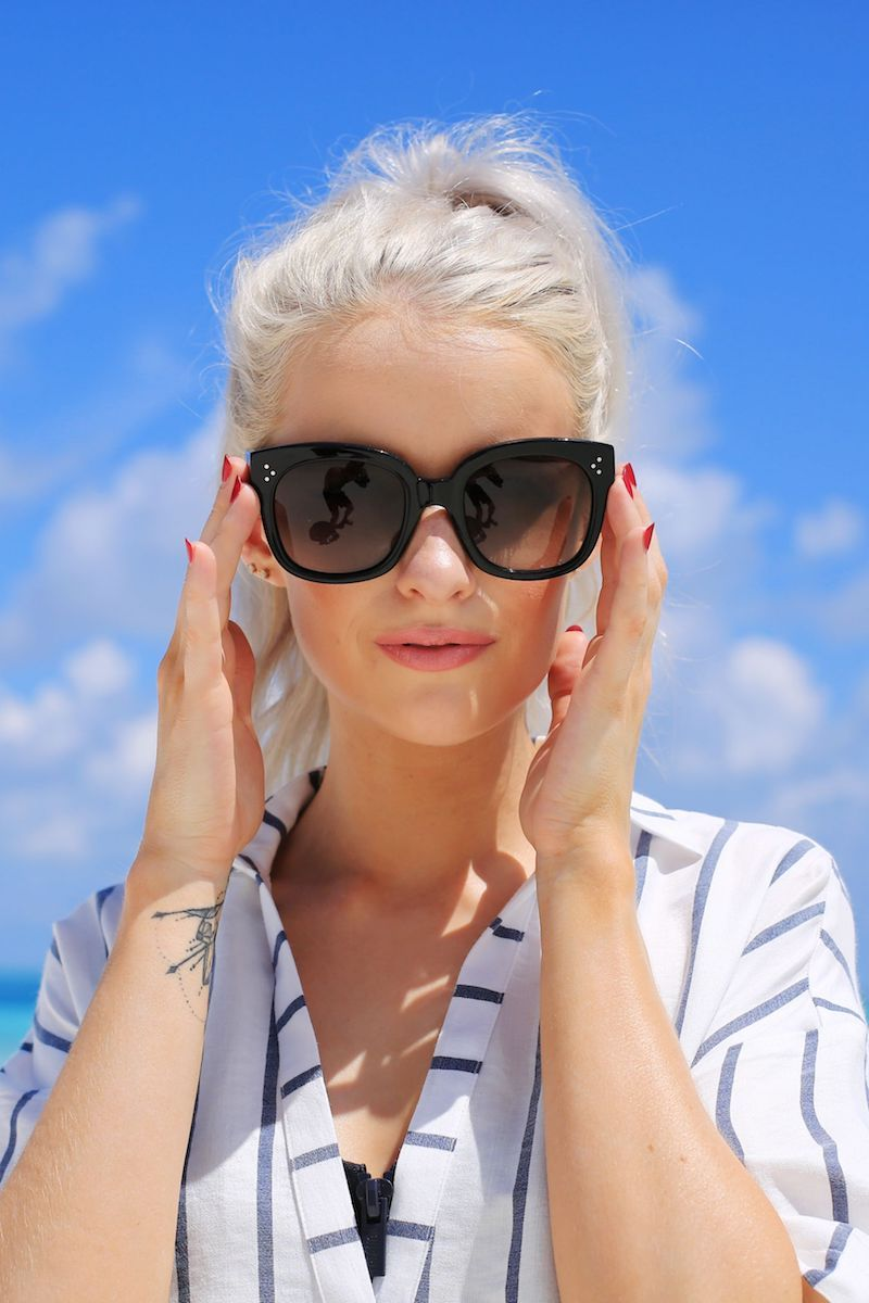 8410f9840e Céline 41805 S 52mm New Audrey Gradient Sunglasses