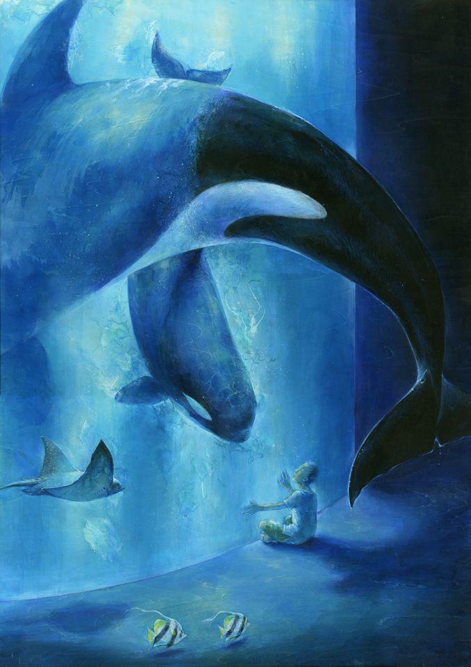 Asuka Ishii: A Midnight Aquarium 真夜中の水族館