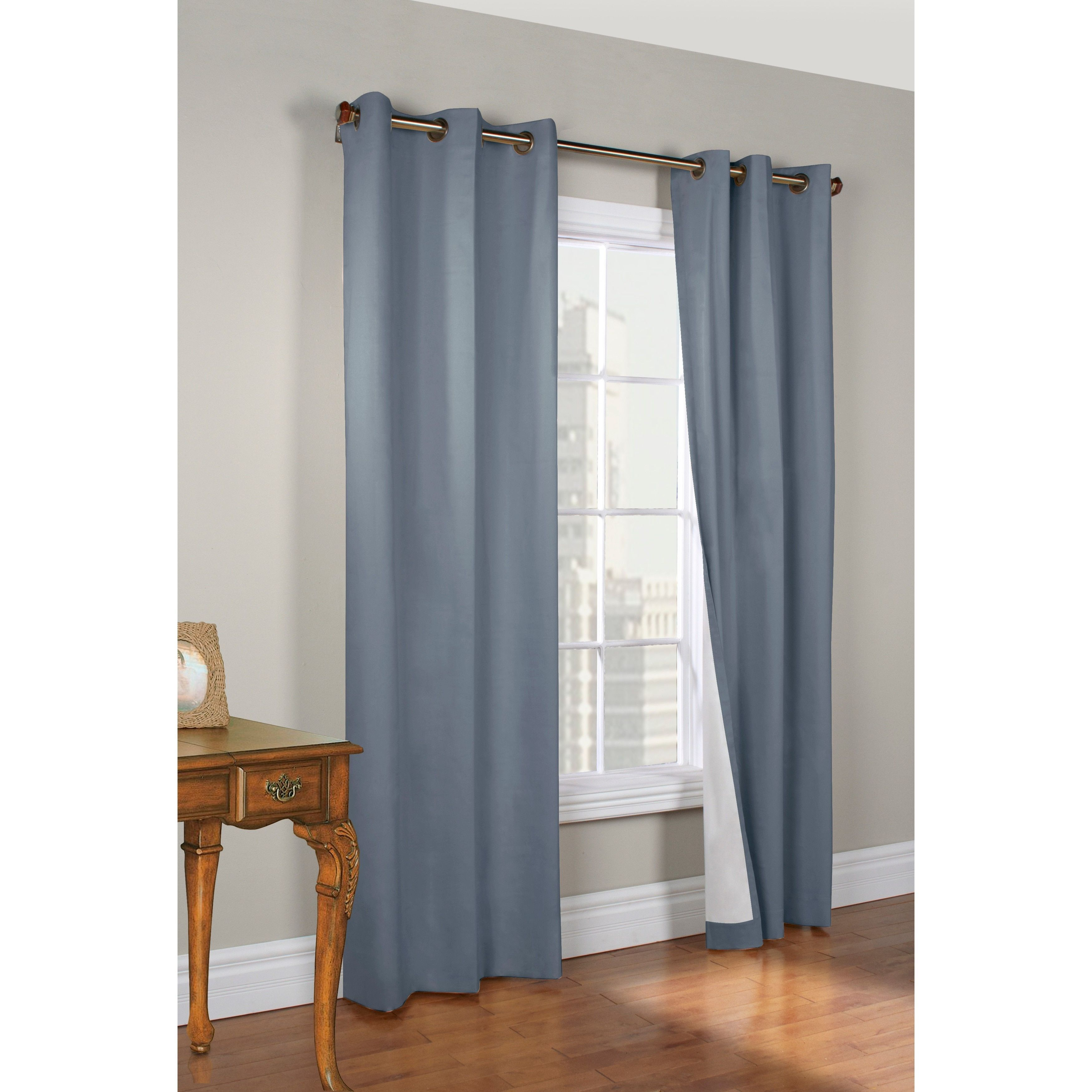 Thermalogic Weathermate Insulated 63 Inch Curtain Panel Pair