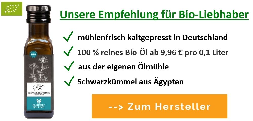 Schwarzkummeloel Gesundheit Schwarzkummelol Schwarzkummel Und