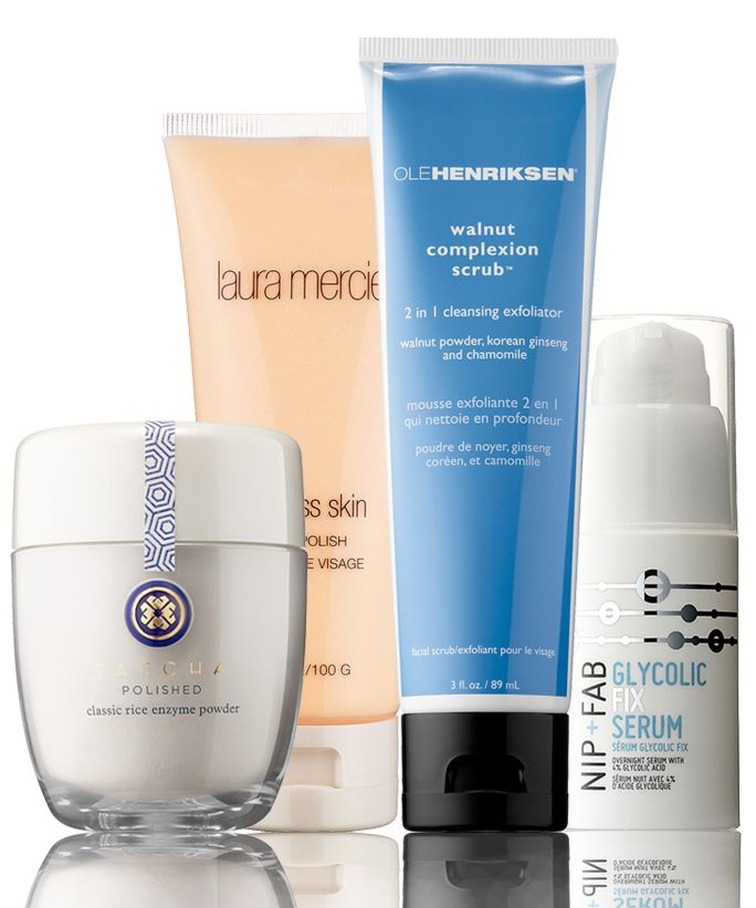 6 Skin-Smoothing Products That'll Transform Your Complexion from InStyle.com
